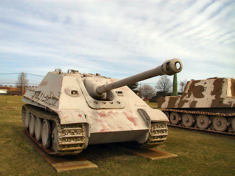 ドイツ軍ヤークトパンター(1)