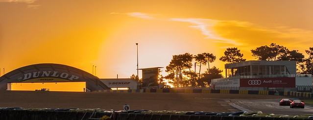 Good morning Le Mans