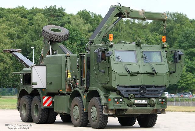 BISON  / Bundeswehr