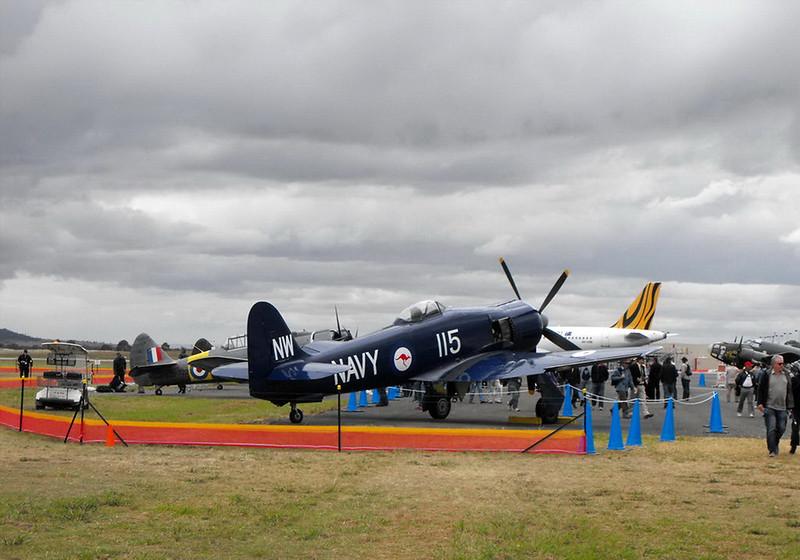 Hawker Sea Fury (1)