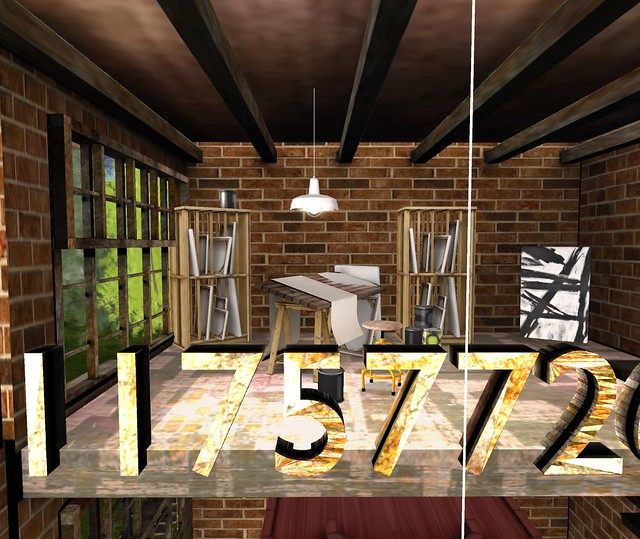 Warehouse Build: Art Studio