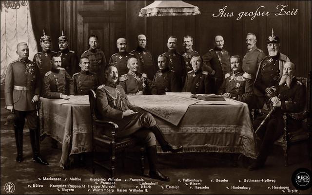 Deutsches Reich aus großer Zeit - die Monarchie des kaiserlichen Deutschland (1871–1918)
