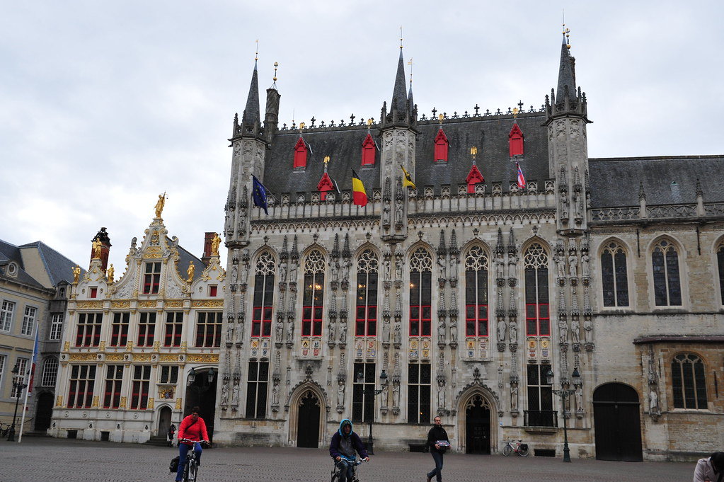 The Stadhuis or City Hall