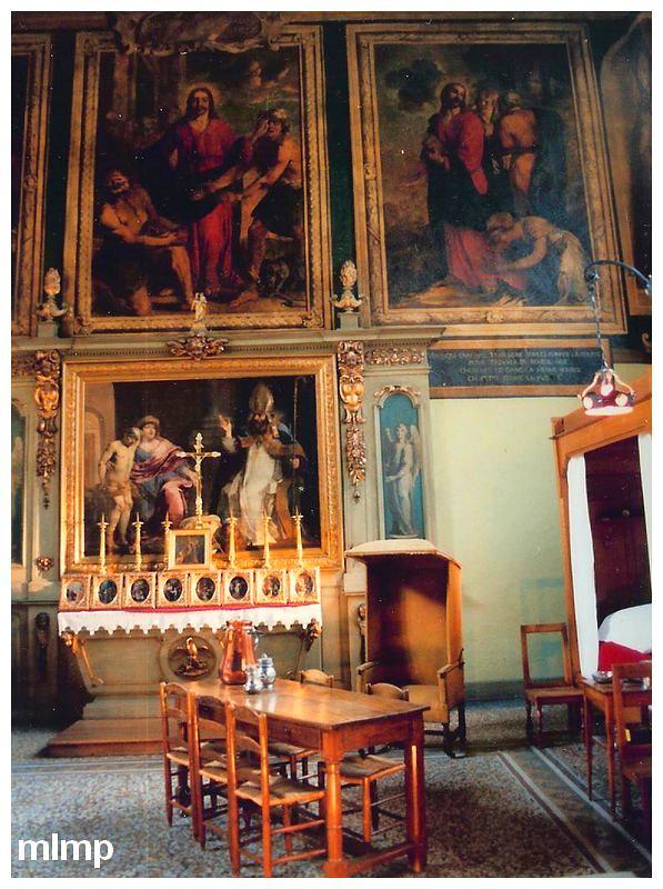 La salle St Hugues