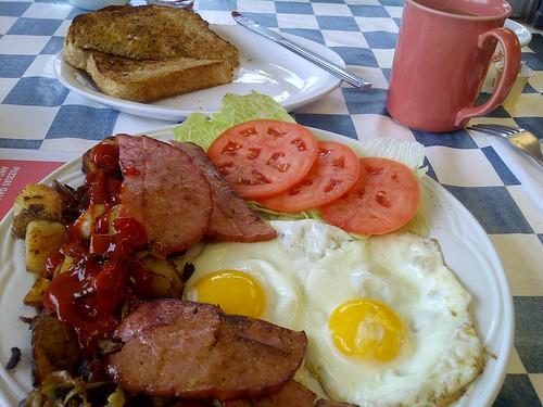 Breakfast   by RichardBH