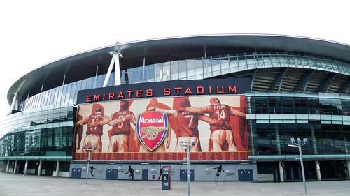 Emirates Stadium, North London | by alvin.leong