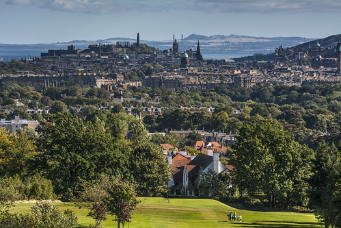 View from Corstorphine Hill | by Grant_R