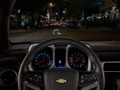 2014 Chevrolet Camaro (U.S. version) Photo