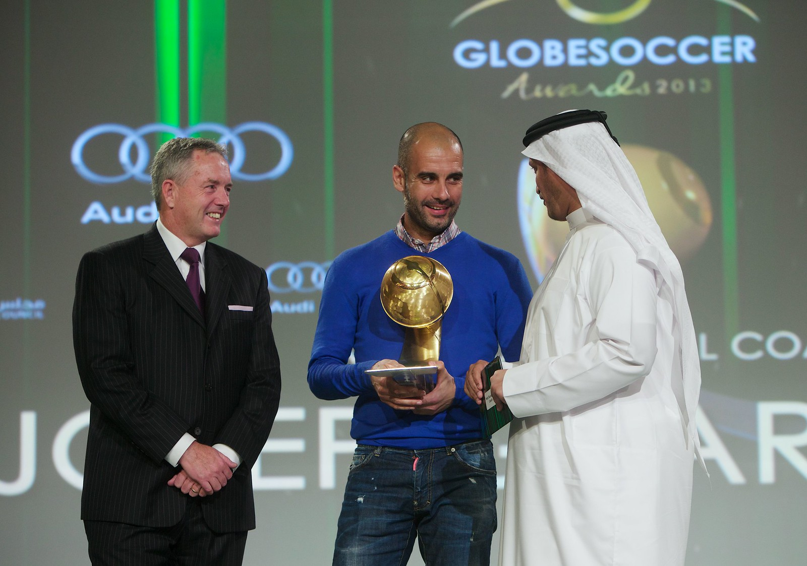Globe Soccer Awards 281