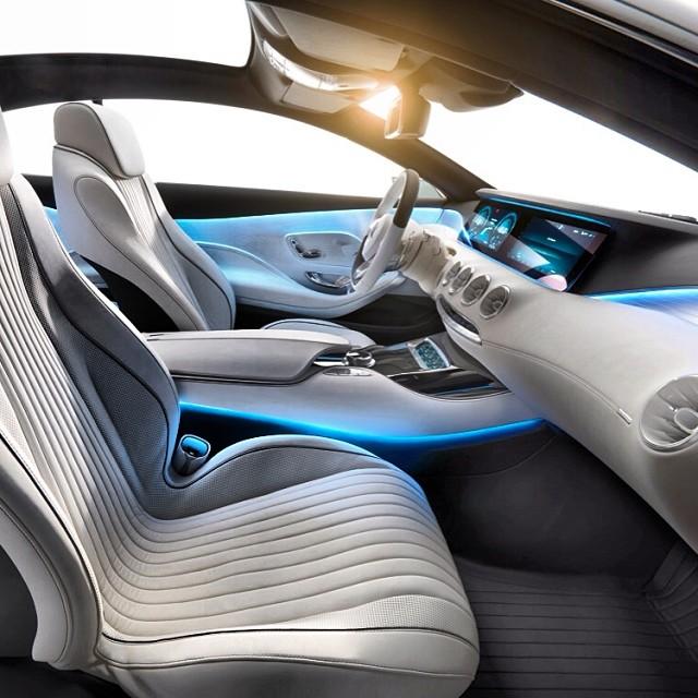 No Doubt The Coolest And Most Beautiful Car # Interior I Ha