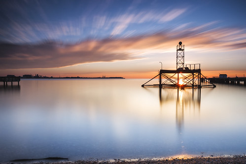 longexposure blue tangerine sunrise gold dawn industrial sunday maryland baltimore filter chesapeakebay waterscape flickrfriday sparrowspoint singhray ftarmistead leebigstopper darylbensonrgnd somethinggoldsomethingblue