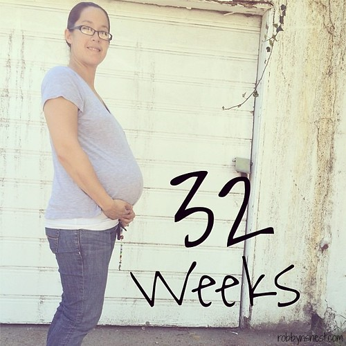 32weeks | by Robbyn's Nest