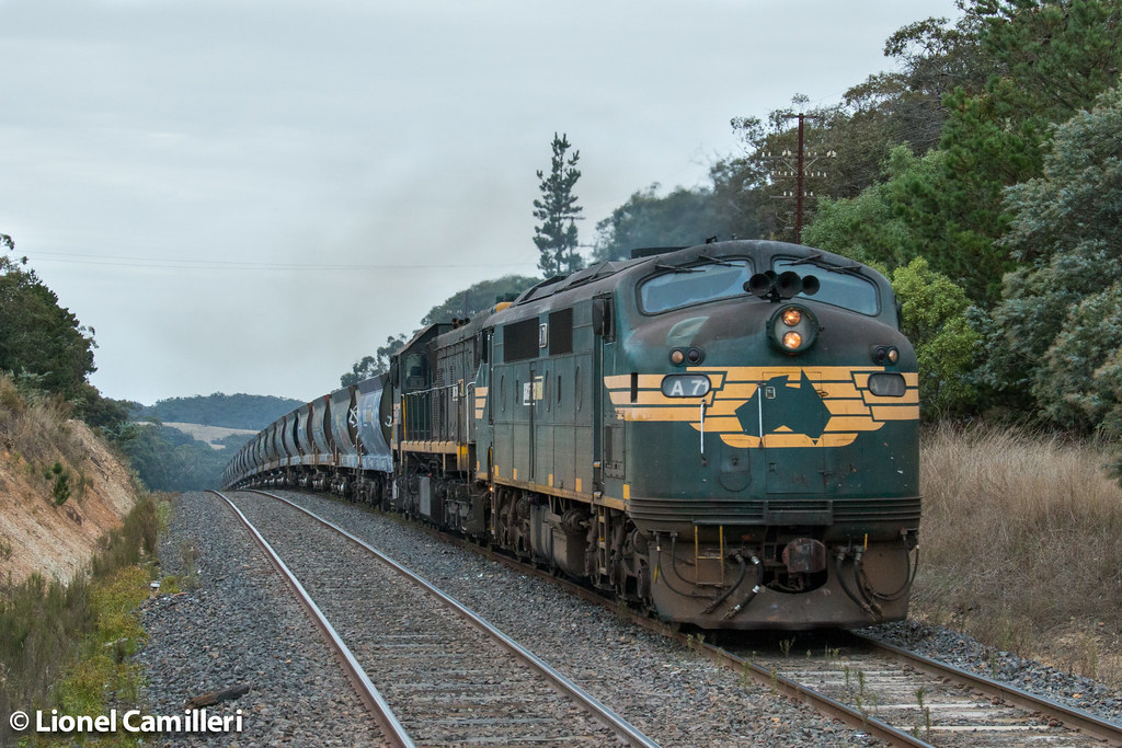 A(pe)X at Heathcote Junction by LC501