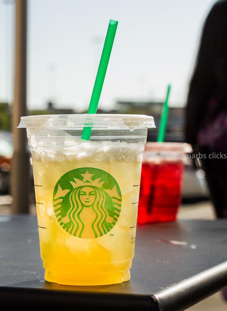 starbucks green tea lemonade