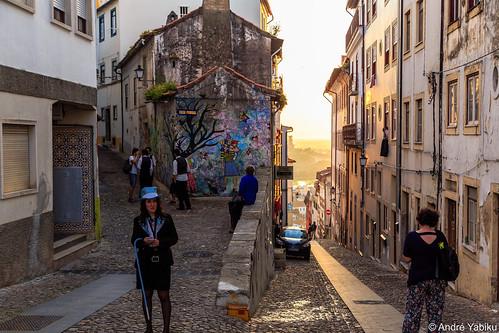street sunset portrait portugal europa europe retrato streetphotography pt coimbra queimadasfitas stphotographia yabiku andreyabiku