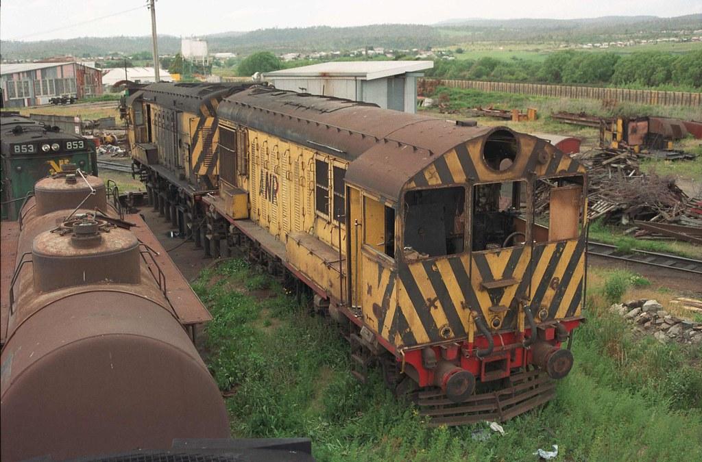 x6-xa2 scrapping inveresk by ebr1 in the pilbara