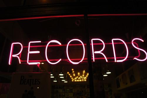 Jackpot Records Portland Oregon   by dog97209
