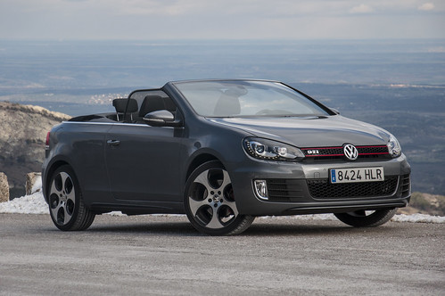 Volkswagen Golf GTI Cabrio | by David Villarreal Fernández
