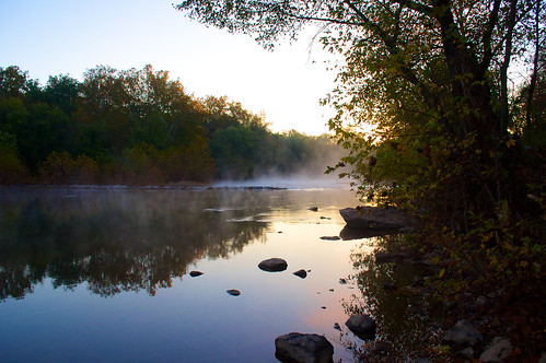 morning sunrise river md nikon maryland steam 1855mm nikkor monocacy 2013 buckeystown d5000 afsdxvrzoomnikkor1855mmf3556g nikond5000