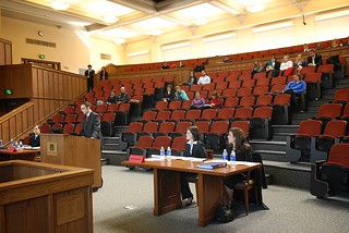2009 Gabrielli Family Law Moot Court Competition | by WFULawSchool