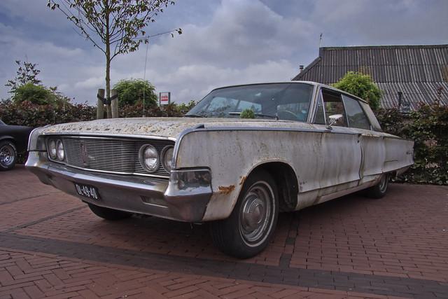 Chrysler Newport Hardtop Sedan 1965 (1359)