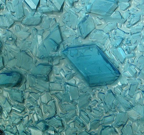 Copper Sulfate Crystals | by Paul's Lab