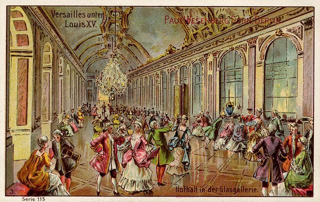 paul Wesenberg Sohn Berlin  Versailles Louis XV (4)