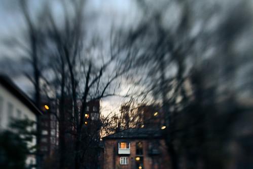 street autumn lensbaby20 izhevsk canon1100d