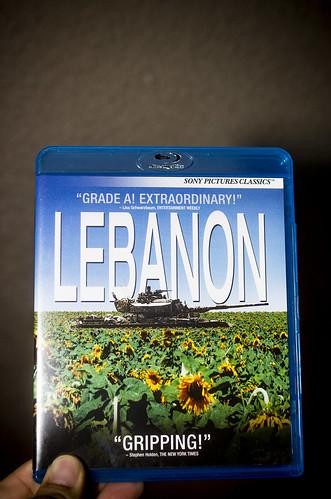 "Cineaste365 (February 20, 2014 - DAY 131) - ""Lebanon"" - Samuel Maoz | by kndynt2099"
