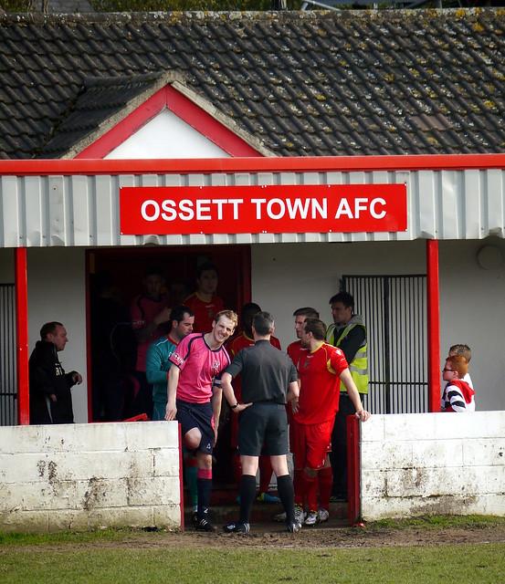 Ossett Town v Darlington