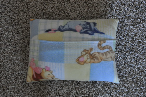 Pooh Envelope Pillow Case   by pelennor