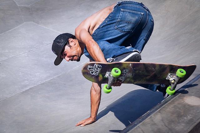 Venice Skate Park 15 by Ginger Liu #Photography
