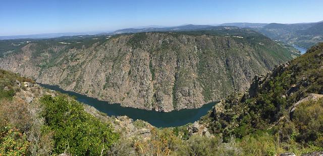 Panoramica Río Sil