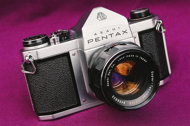 Asahi Pentax S1a