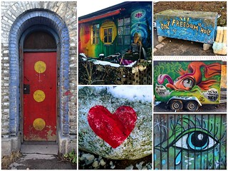christiania collage 2 | by sandrakaybee