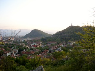 Plovdiv, From up to down