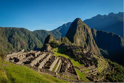 Machu Picchu Citadel | by martinlang