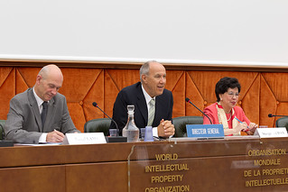 Heads of WHO, WIPO and WTO address Symposium on Future for Medical and Pharmaceutical Innovation | by WIPO | OMPI