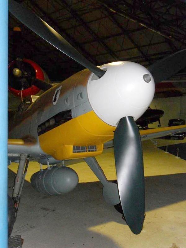 Мессерсцхмитт Bf109G (8)