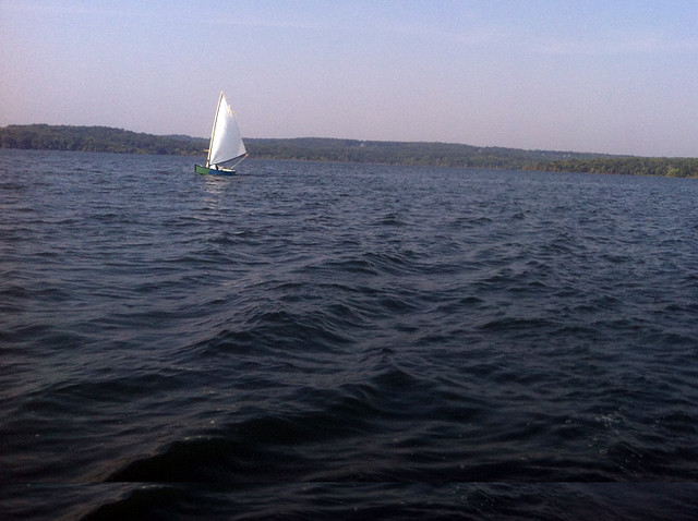 Stockton Lake - Gene Berry's V-Fly