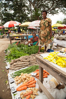 Gerehu Markets Port Moresby, Papua New Guinea | by DFAT photo library