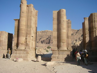 Petra - Roman Forum