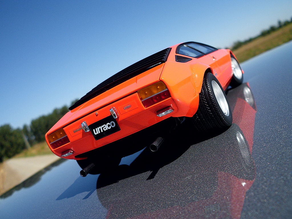 Lamborghini Urraco Rally Kyosho 1 18 Kiss David Flickr