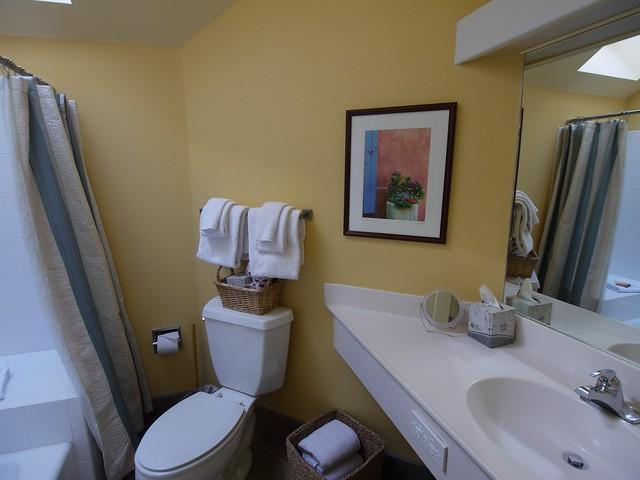 土, 2014-02-01 16:12 - ロフトのバスルーム