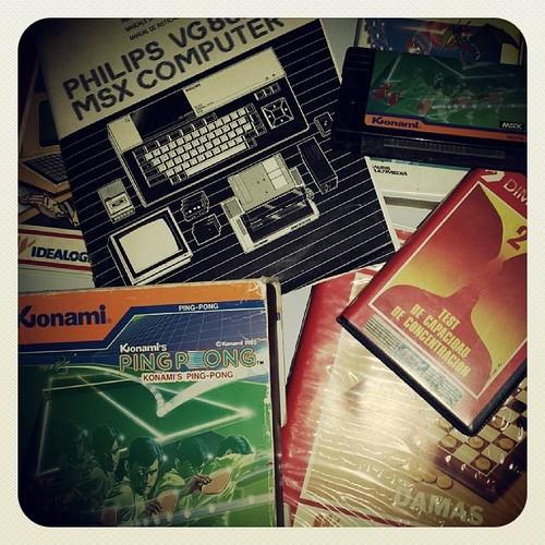 Casi 30 años han pasado desde que mi primer ordenador, un philips MSX, me indicara el camino. #CosasQueGuardanLasMadres | by Pedro Baez Diaz @pedrobaezdiaz