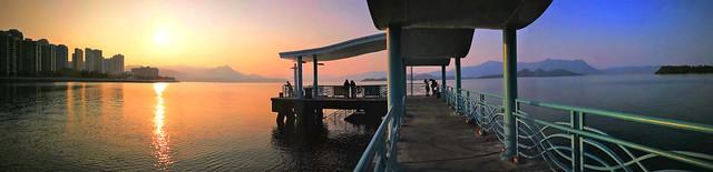 烏溪沙碼頭   Wu Kai Sha Public Pier