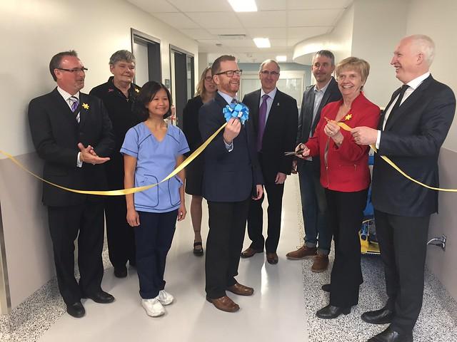 Upgrades announced Kootenay Boundary Regional Hospital