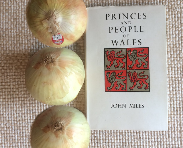 Onions and Wales