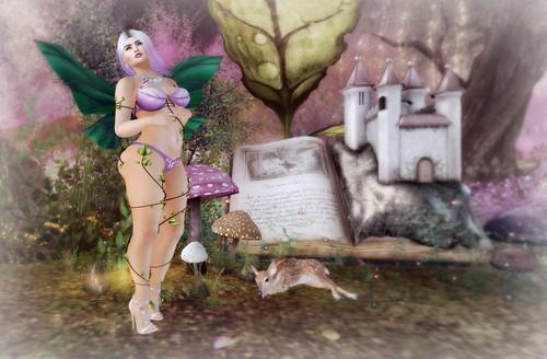 Morning Fairy | by Lucie Bluebird-Lexington