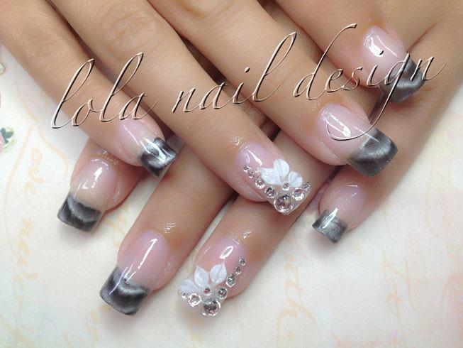 Magnetic nail design | Anna Nails | Flickr